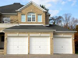 3 Bay Garage Doors